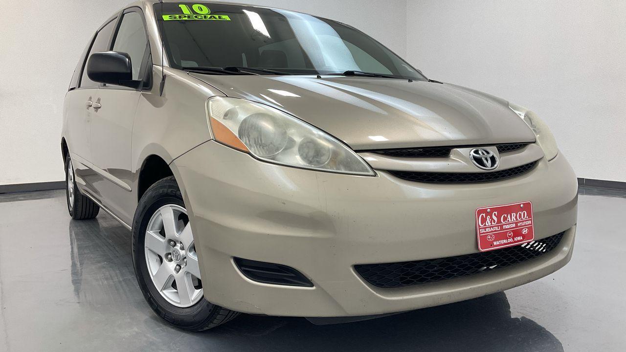 2010 Toyota Sienna  - C & S Car Company