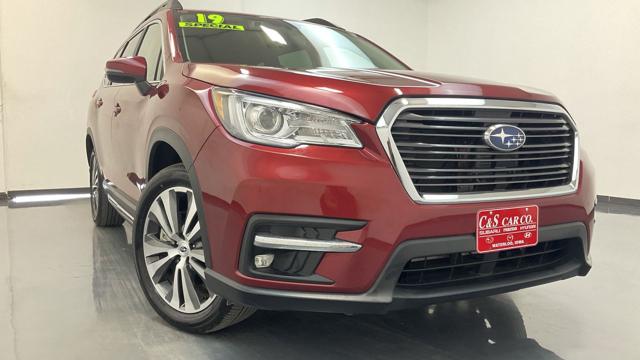 2019 Subaru ASCENT  - C & S Car Company