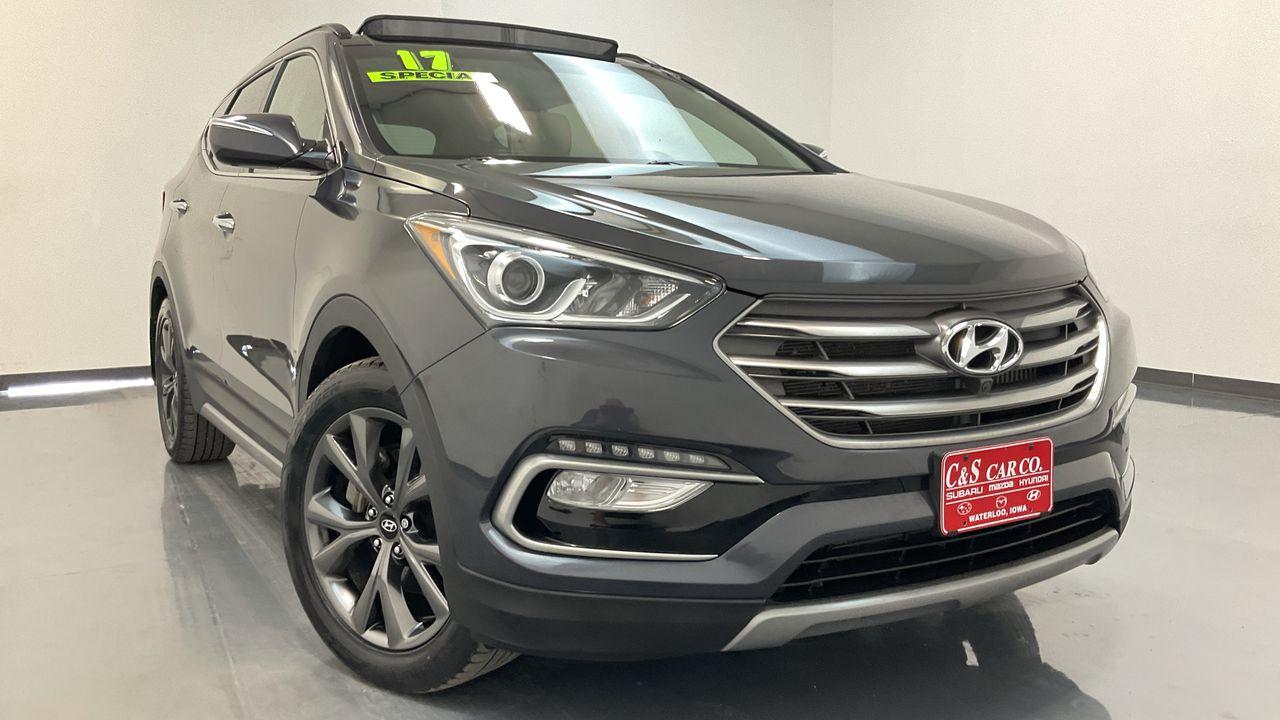 2017 Hyundai Santa Fe Sport  - 16719A  - C & S Car Company