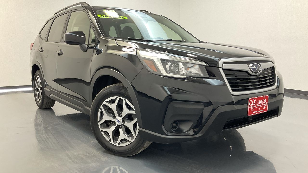 2019 Subaru Forester 4D Sedan at  - SB9604A  - C & S Car Company