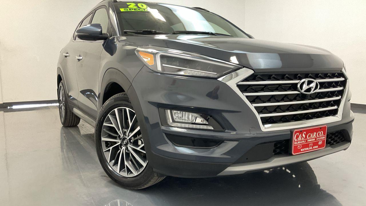 2020 Hyundai Tucson Ultimate AWD  - HY8816A  - C & S Car Company