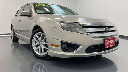 2010 Ford Fusion 4D Sedan for Sale  - HY8749B  - C & S Car Company