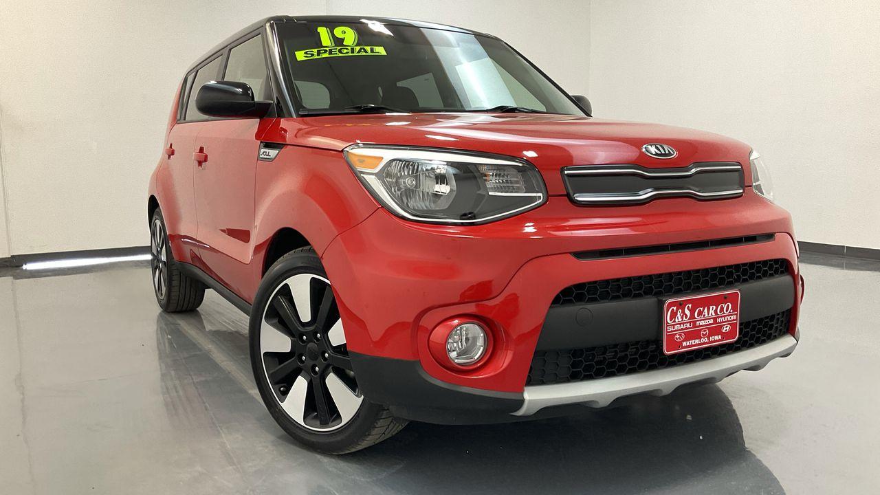 2019 Kia Soul 4D Wagon  - HY8612A  - C & S Car Company
