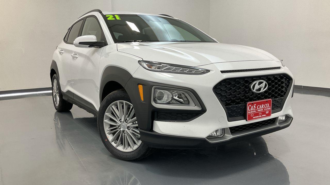 2021 Hyundai kona 4D SUV AWD 2.0L  - HY8826  - C & S Car Company