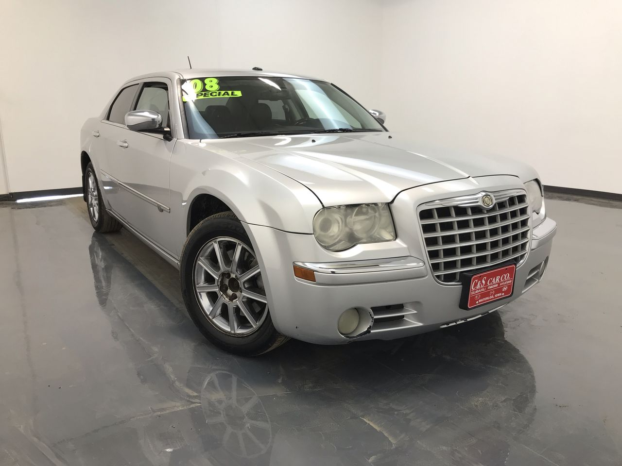 2008 Chrysler 300 4D Sedan AWD  - R16625  - C & S Car Company