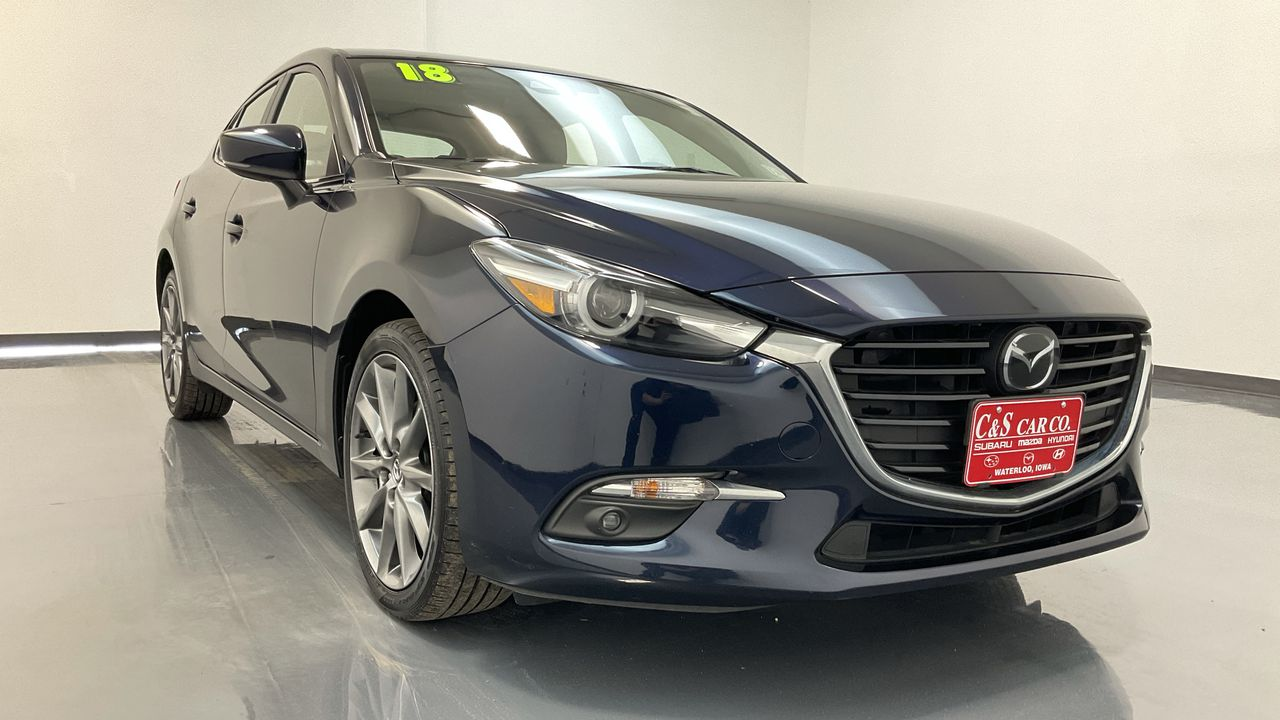 2018 Mazda MAZDA3 5-Door 4D Hatchback 6sp  - 16734  - C & S Car Company