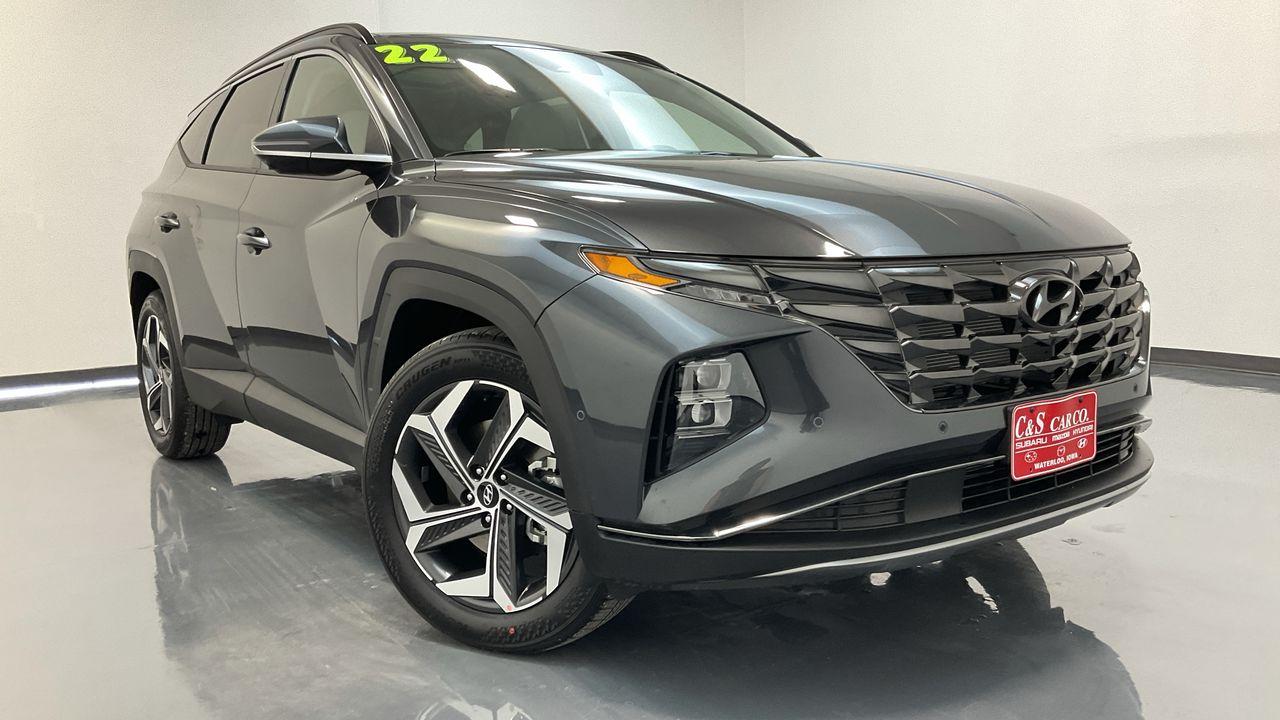 2022 Hyundai Tucson  - HY8831  - C & S Car Company