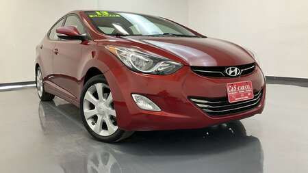 2013 Hyundai Elantra 4D Sedan for Sale  - SB9381A  - C & S Car Company