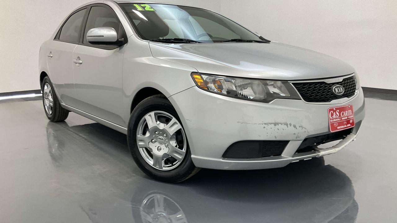 2012 Kia FORTE  - C & S Car Company