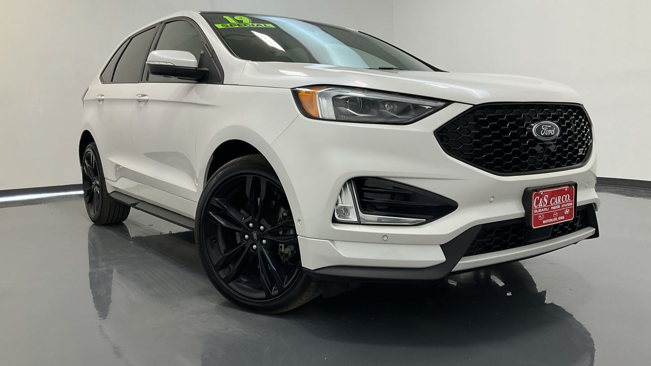 2019 Ford Edge 4D SUV AWD  - HY8793B  - C & S Car Company