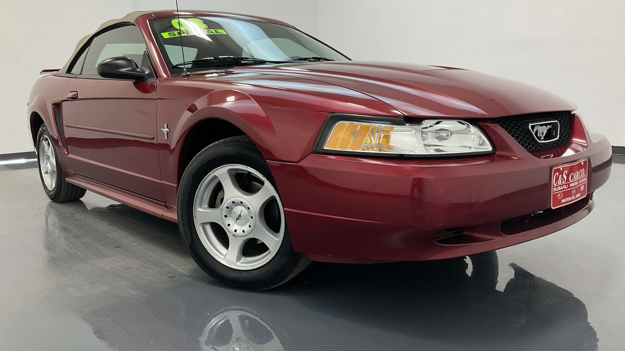 2003 Ford Mustang  - SB9627B  - C & S Car Company