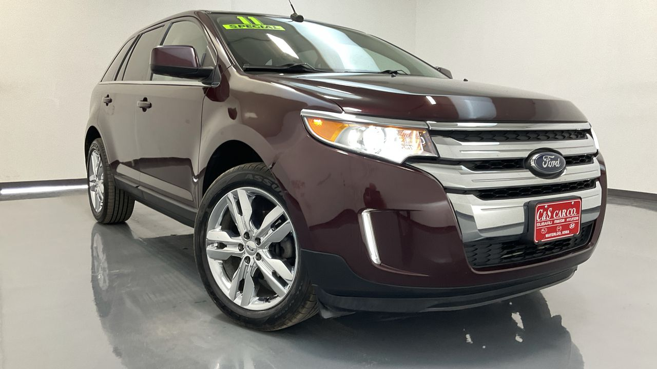 2011 Ford Edge 4D SUV FWD  - HY8821A  - C & S Car Company