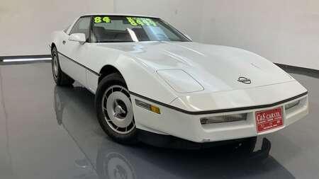1984 Chevrolet Corvette 2 door for Sale  - 16741  - C & S Car Company