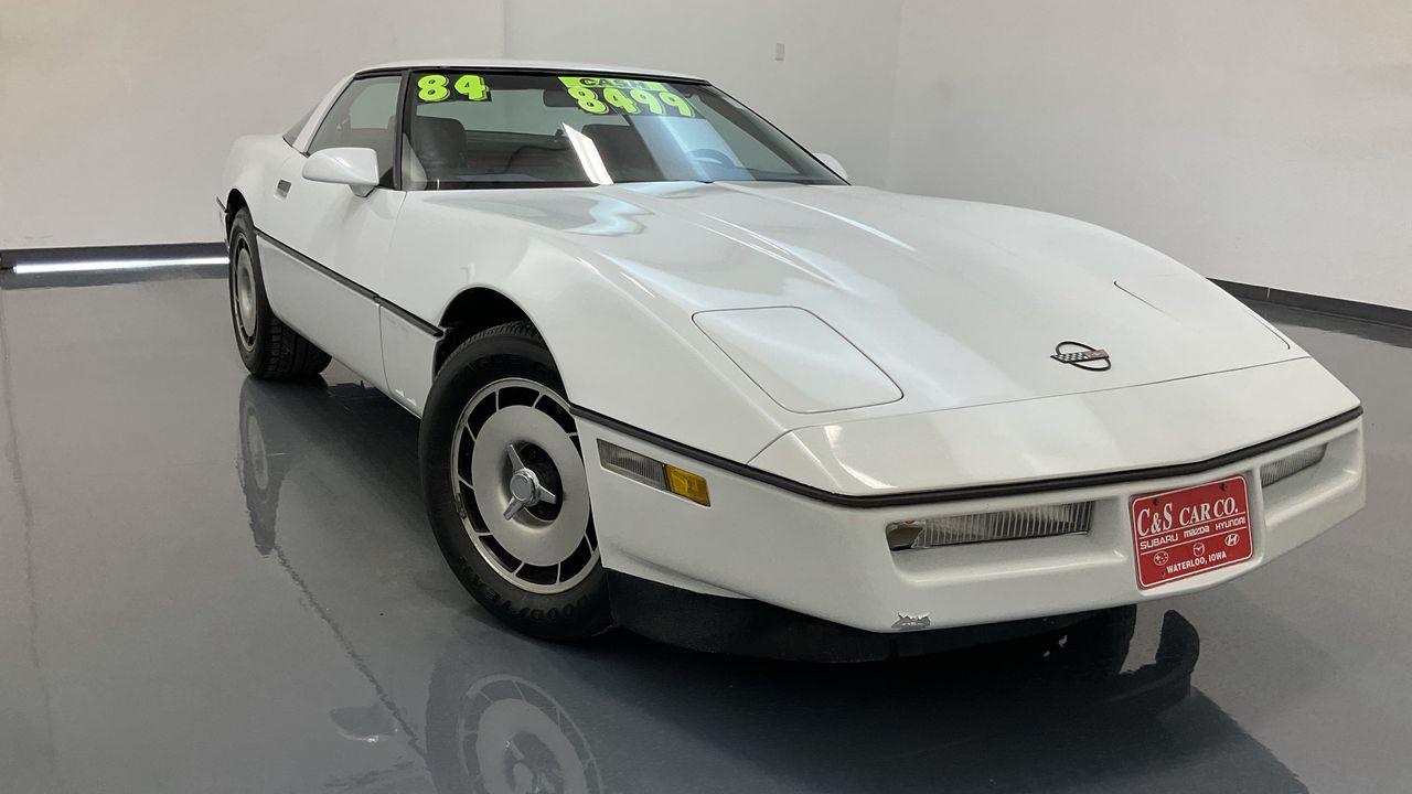 1984 Chevrolet Corvette  - C & S Car Company