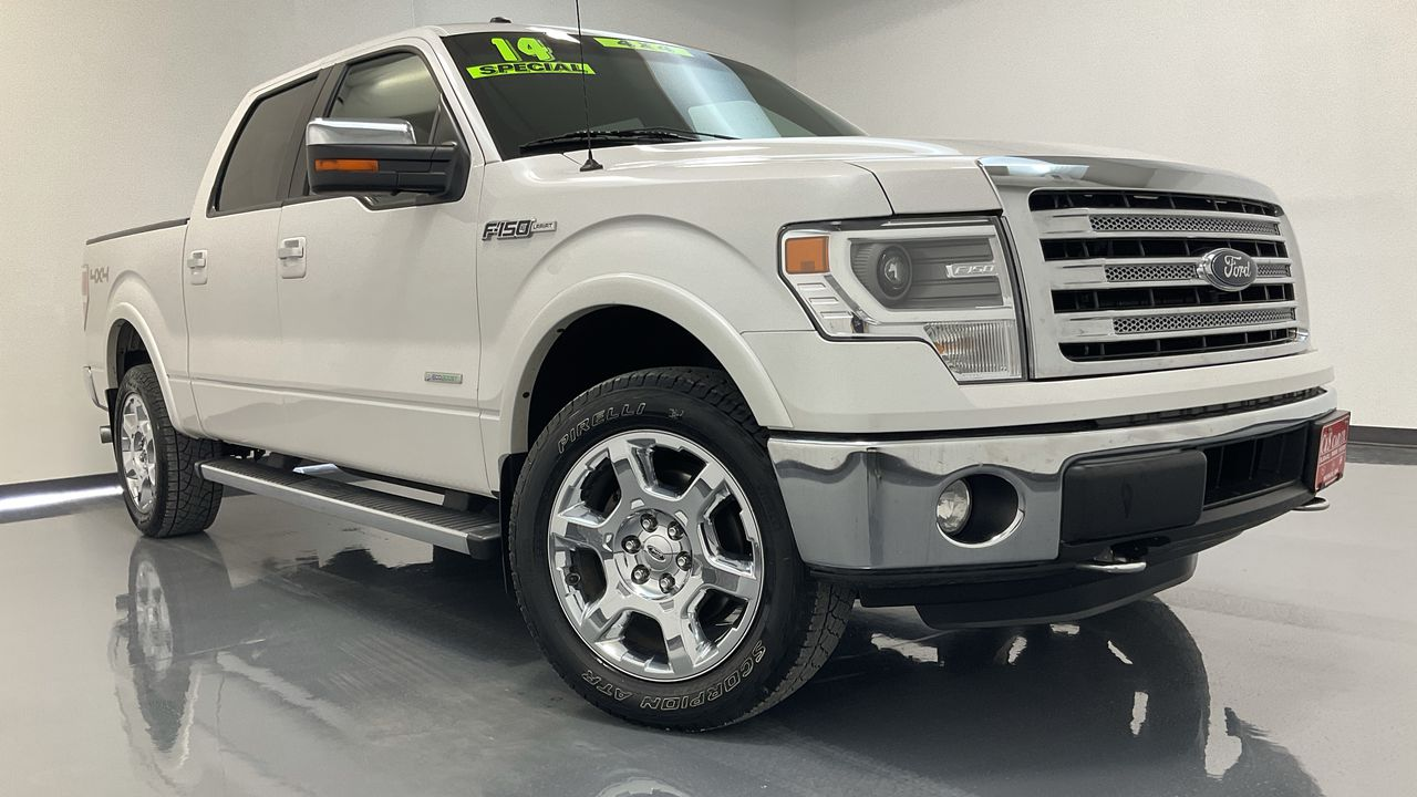 2014 Ford F-150 Supercrew 4WD  - 16743  - C & S Car Company