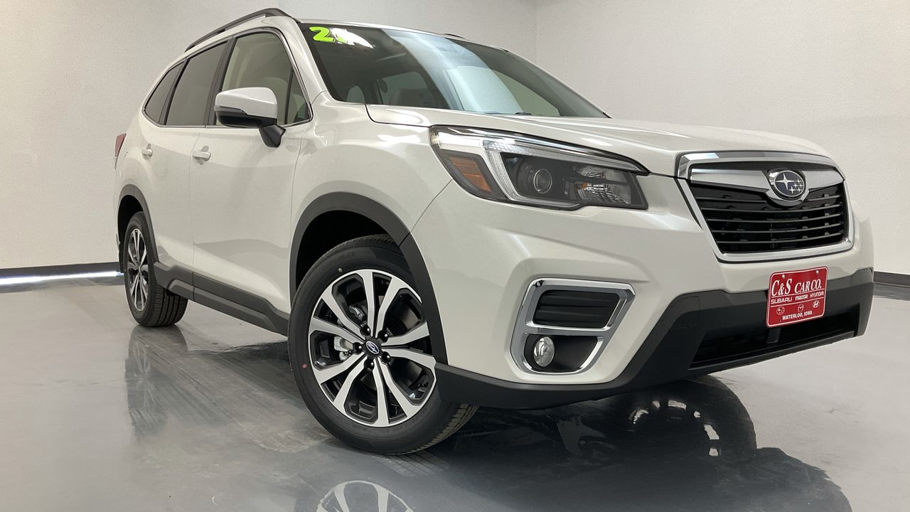 2021 Subaru Forester  - SB9648  - C & S Car Company