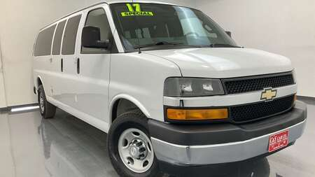 2017 Chevrolet Express Passenger Wagon Ext for Sale  - 16799  - C & S Car Company