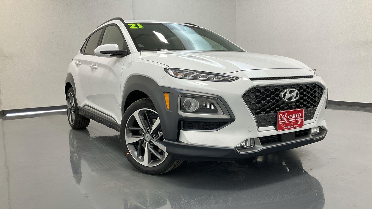 2021 Hyundai kona  - HY8837  - C & S Car Company