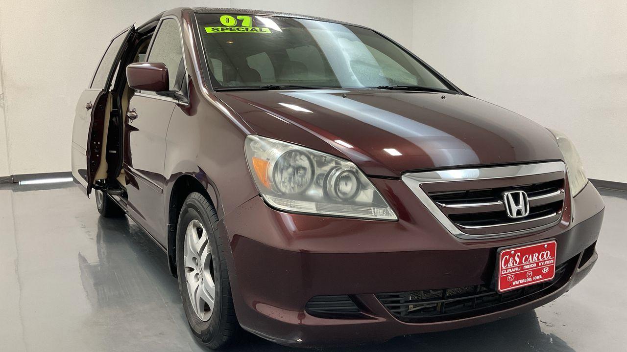 2007 Honda Odyssey Wagon  - SB9633A  - C & S Car Company