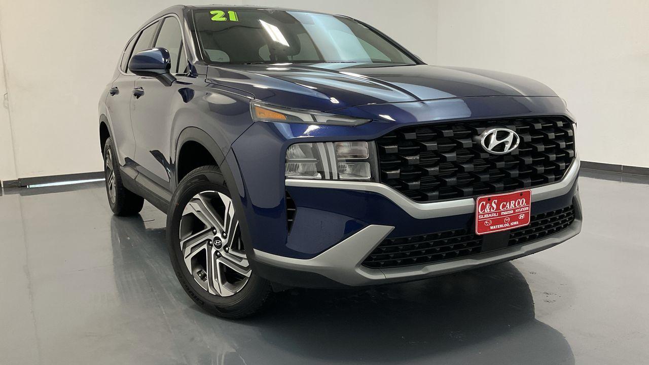 2021 Hyundai Santa Fe 4D SUV AWD  - HY8844  - C & S Car Company