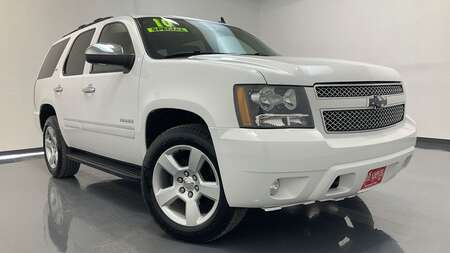 2010 Chevrolet Tahoe 4D SUV 4WD for Sale  - 16810  - C & S Car Company