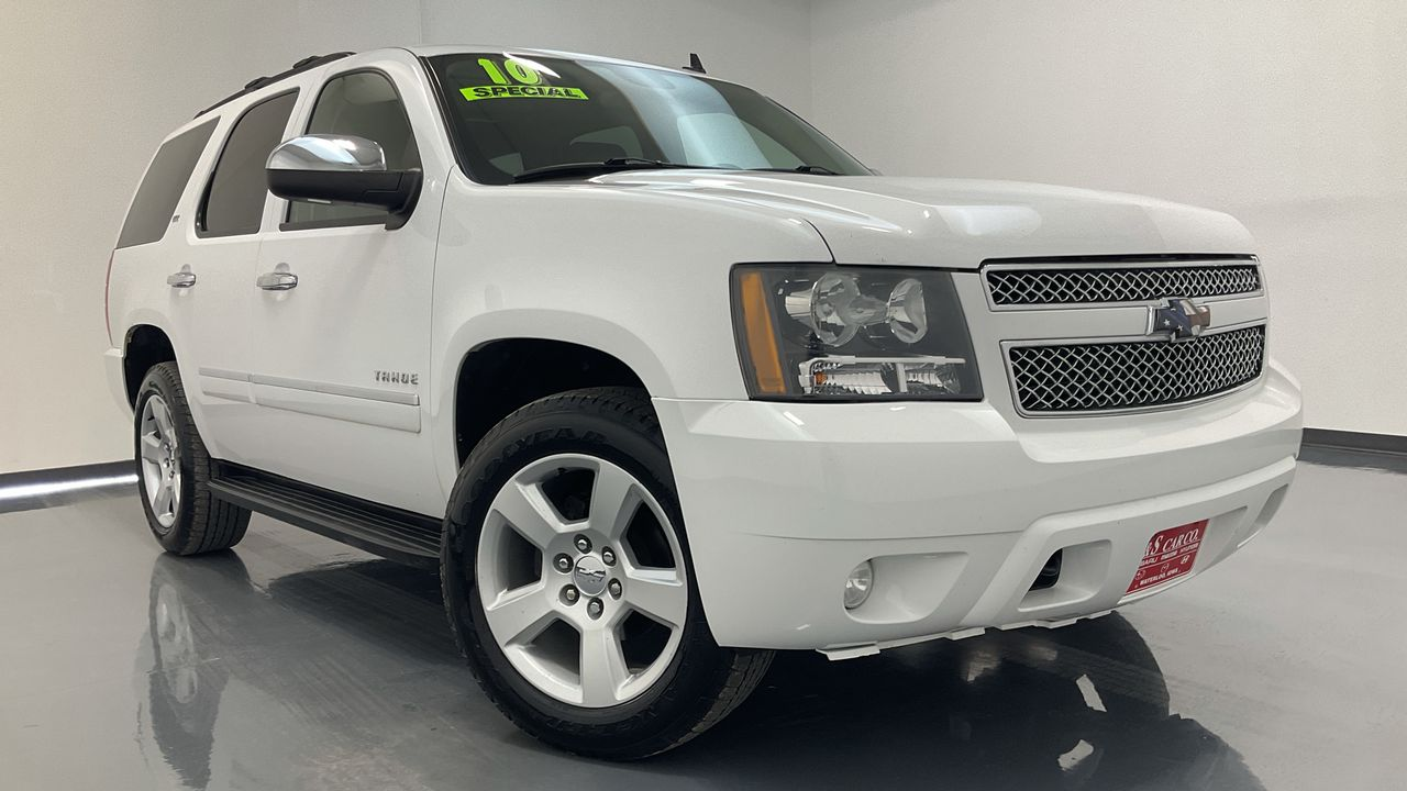 2010 Chevrolet Tahoe 4D SUV 4WD  - 16810  - C & S Car Company