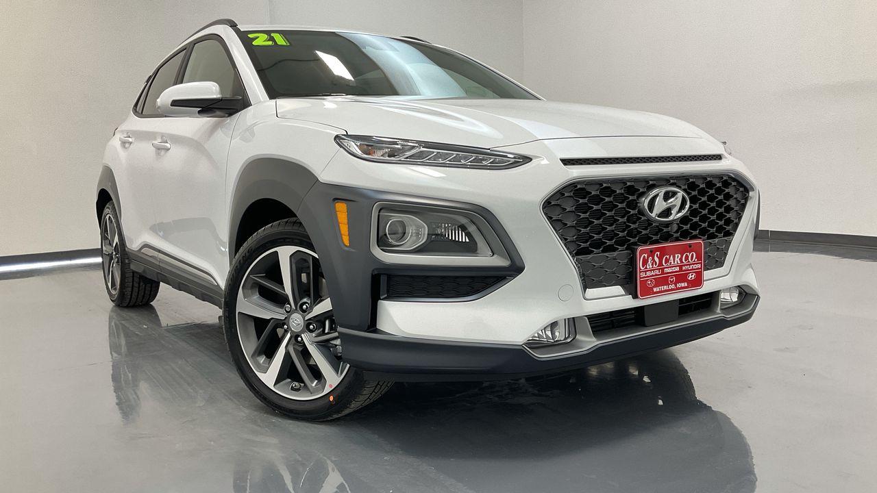 2021 Hyundai kona  - C & S Car Company