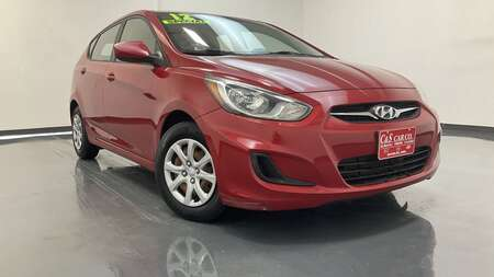2012 Hyundai Accent 4D Hatchback for Sale  - SB9549A2  - C & S Car Company