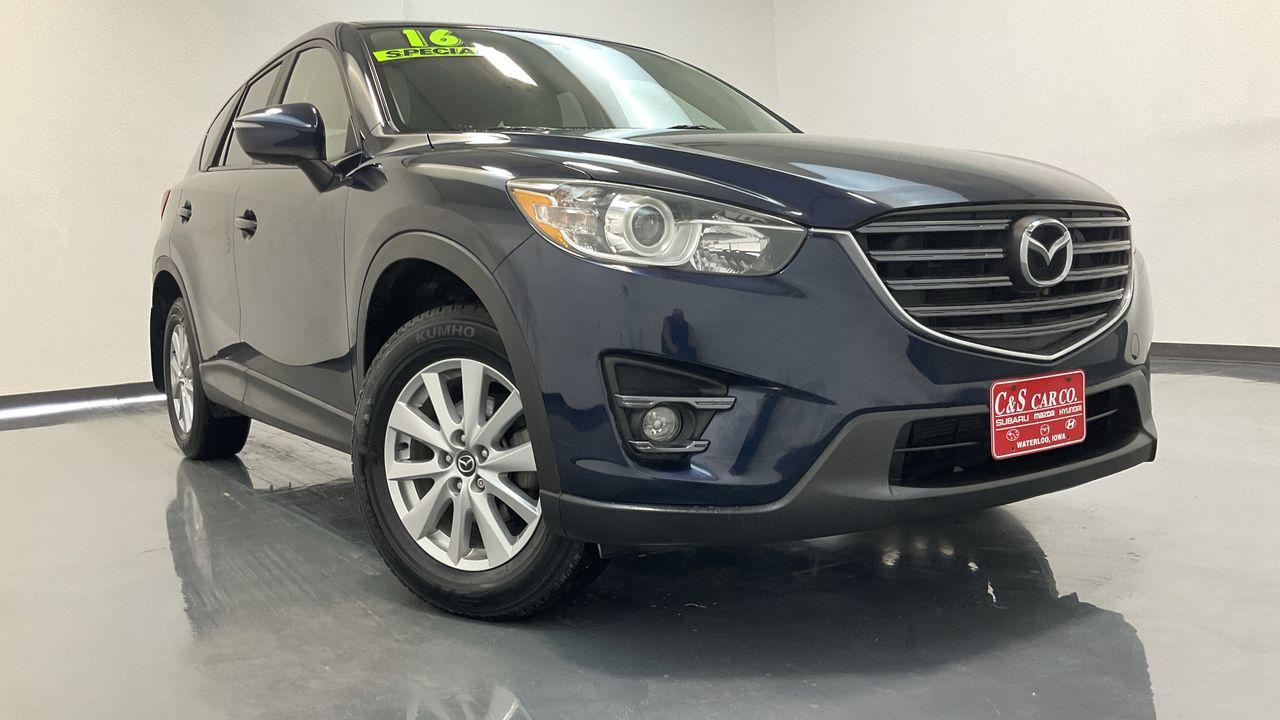 2016 Mazda CX-5 4D SUV AWD  - SB9549A1  - C & S Car Company