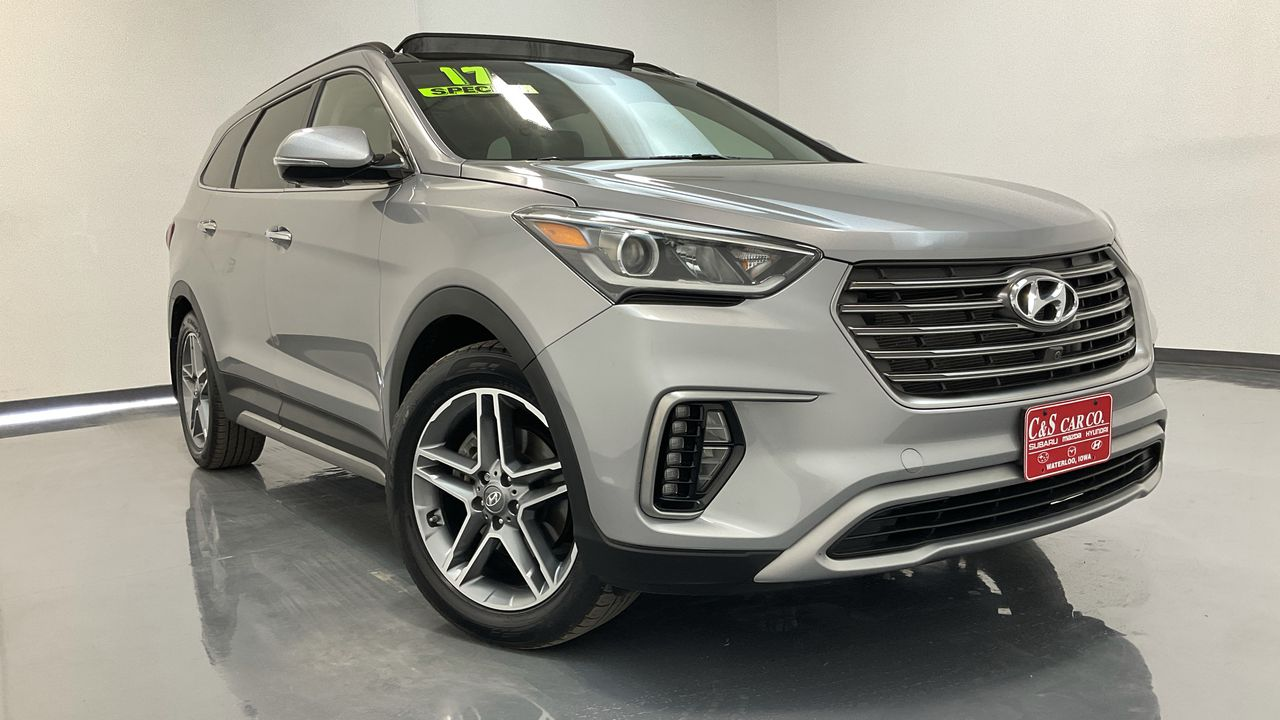 2018 Hyundai Santa Fe  - HY8842A  - C & S Car Company