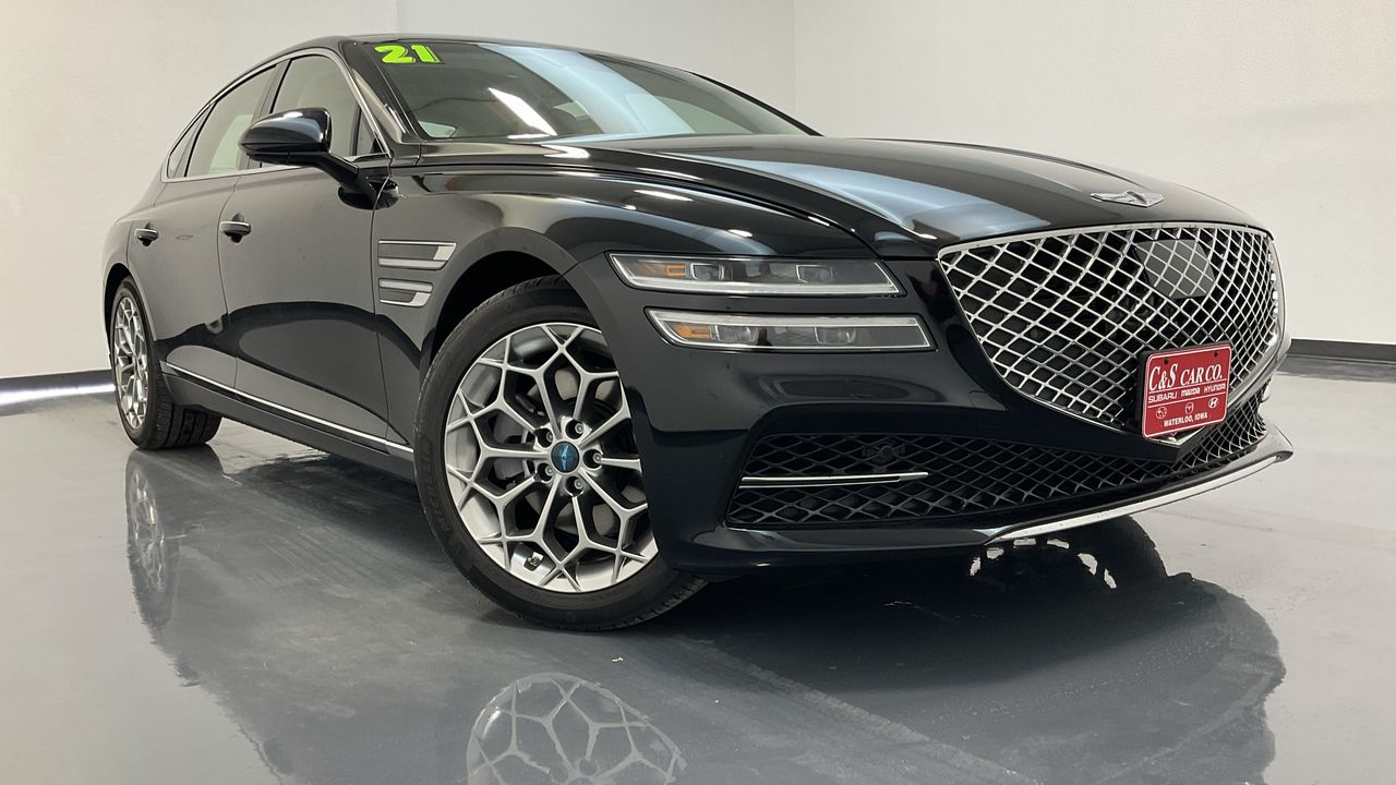 2021 Genesis G80  - C & S Car Company
