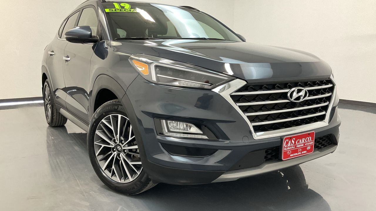 2019 Hyundai Tucson  - HY8858A  - C & S Car Company
