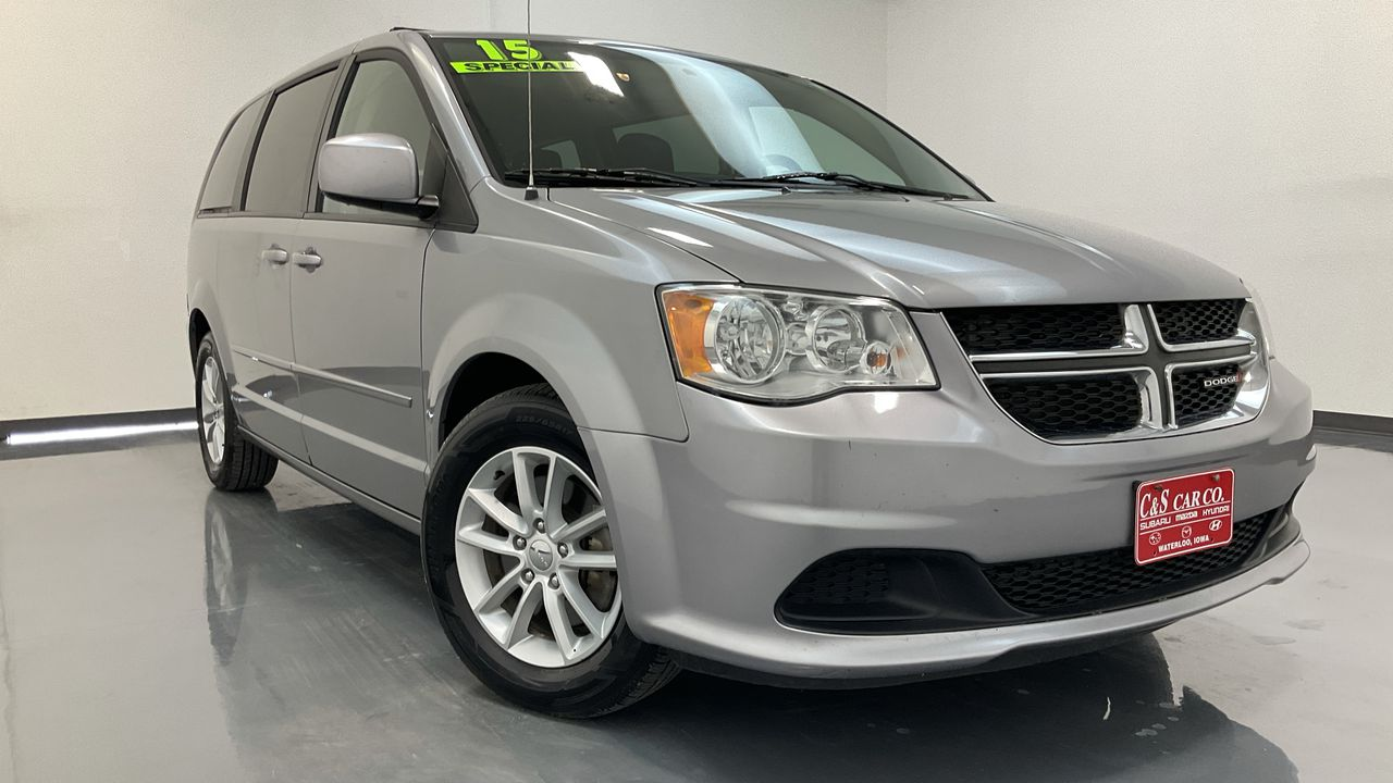 2015 Dodge Grand Caravan Wagon  - 16476B1  - C & S Car Company