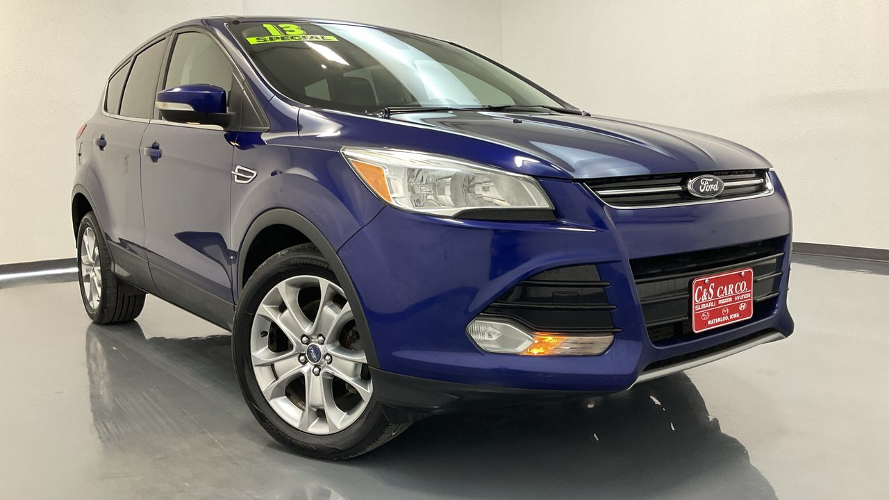 2013 Ford Escape 4D SUV FWD  - HY8675A  - C & S Car Company