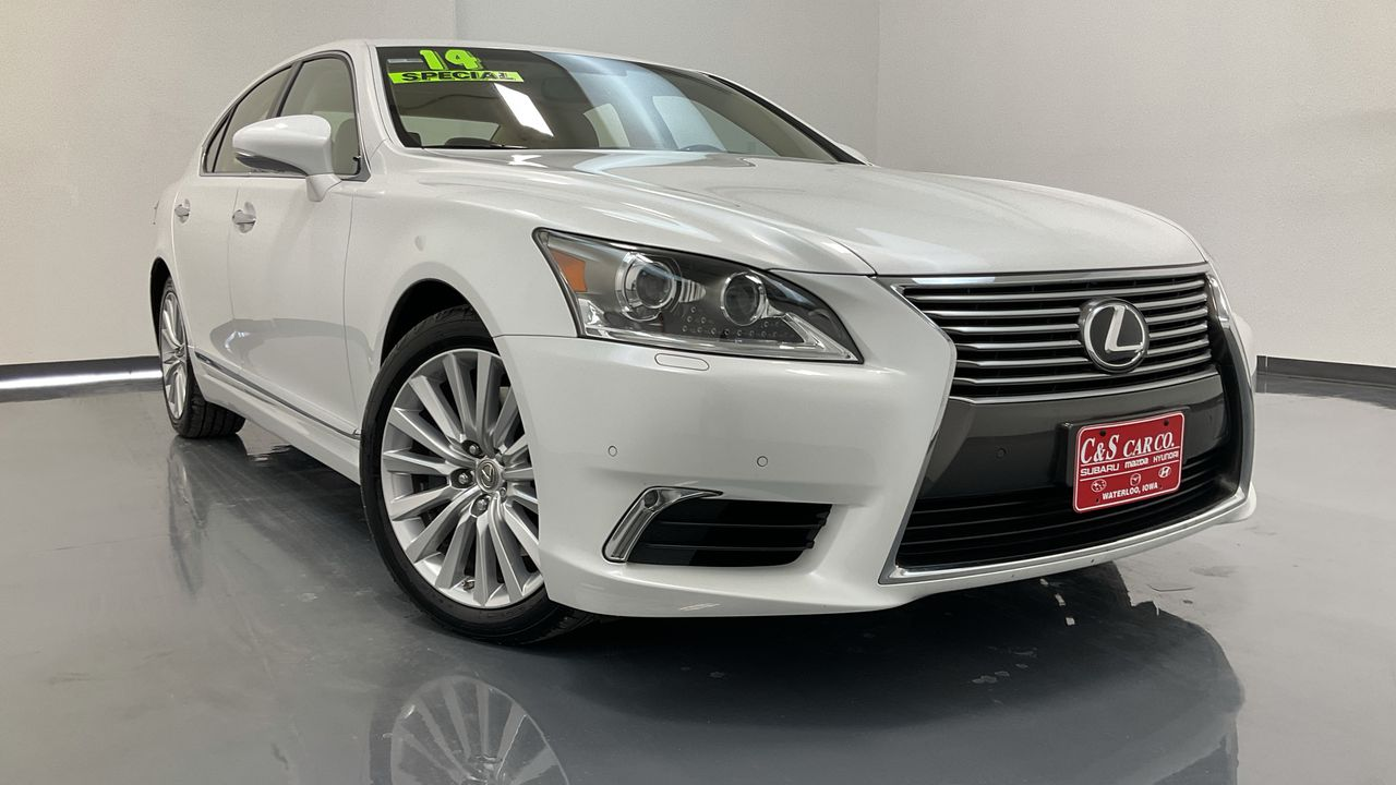 2014 Lexus LS 460 4D Sedan AWD  - GS1068A  - C & S Car Company