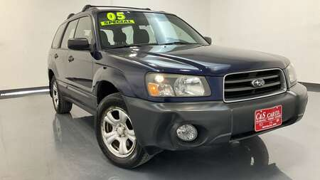 2005 Subaru Forester (Natl)  for Sale  - SB9661A  - C & S Car Company