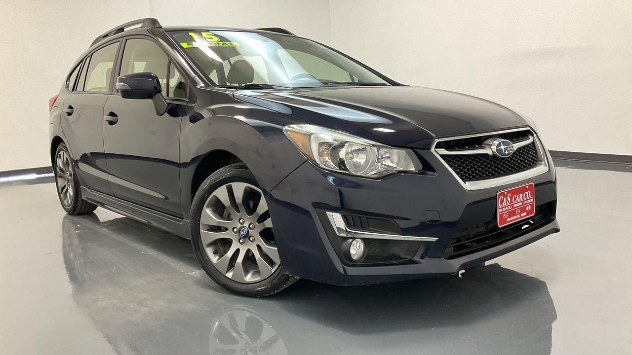 2015 Subaru Impreza Wagon 4D Wagon  - SB9548B  - C & S Car Company