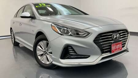 2019 Hyundai Sonata Hybrid 4D Sedan for Sale  - HY8861A  - C & S Car Company
