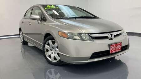 2006 Honda Civic 4D Sedan for Sale  - MA3416B  - C & S Car Company