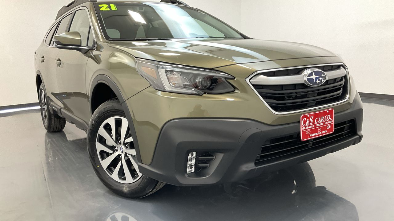 2021 Subaru Outback 4D Wagon  - SB9681  - C & S Car Company