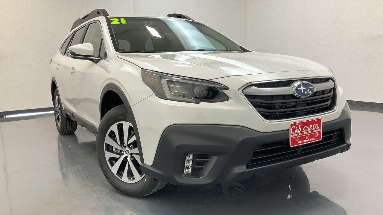 2021 Subaru Outback 4D Wagon  - SB9680  - C & S Car Company