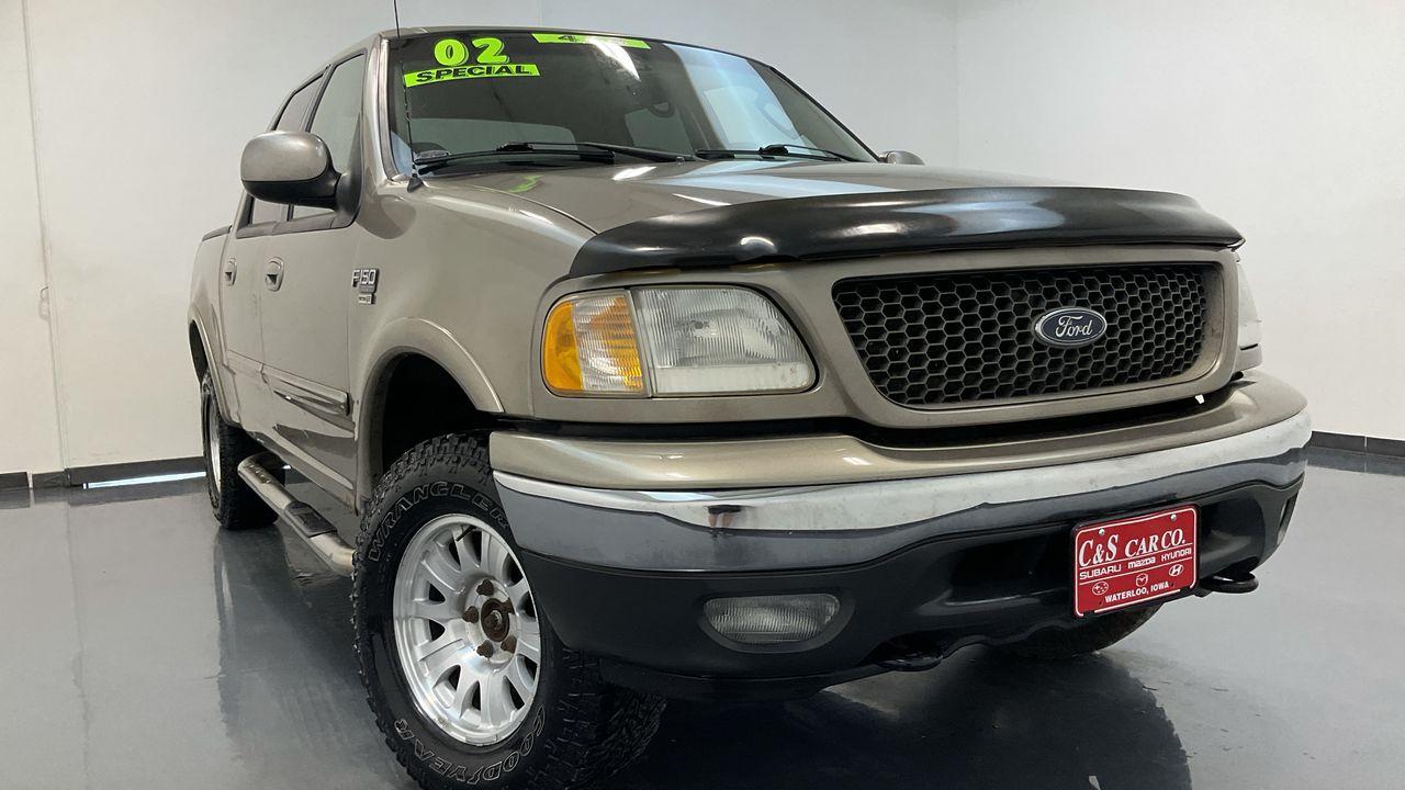 2002 Ford F-150  - HY8843B  - C & S Car Company