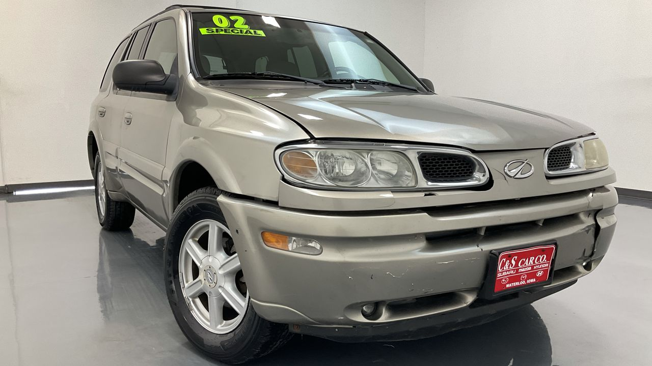 2002 Oldsmobile Bravada  - C & S Car Company