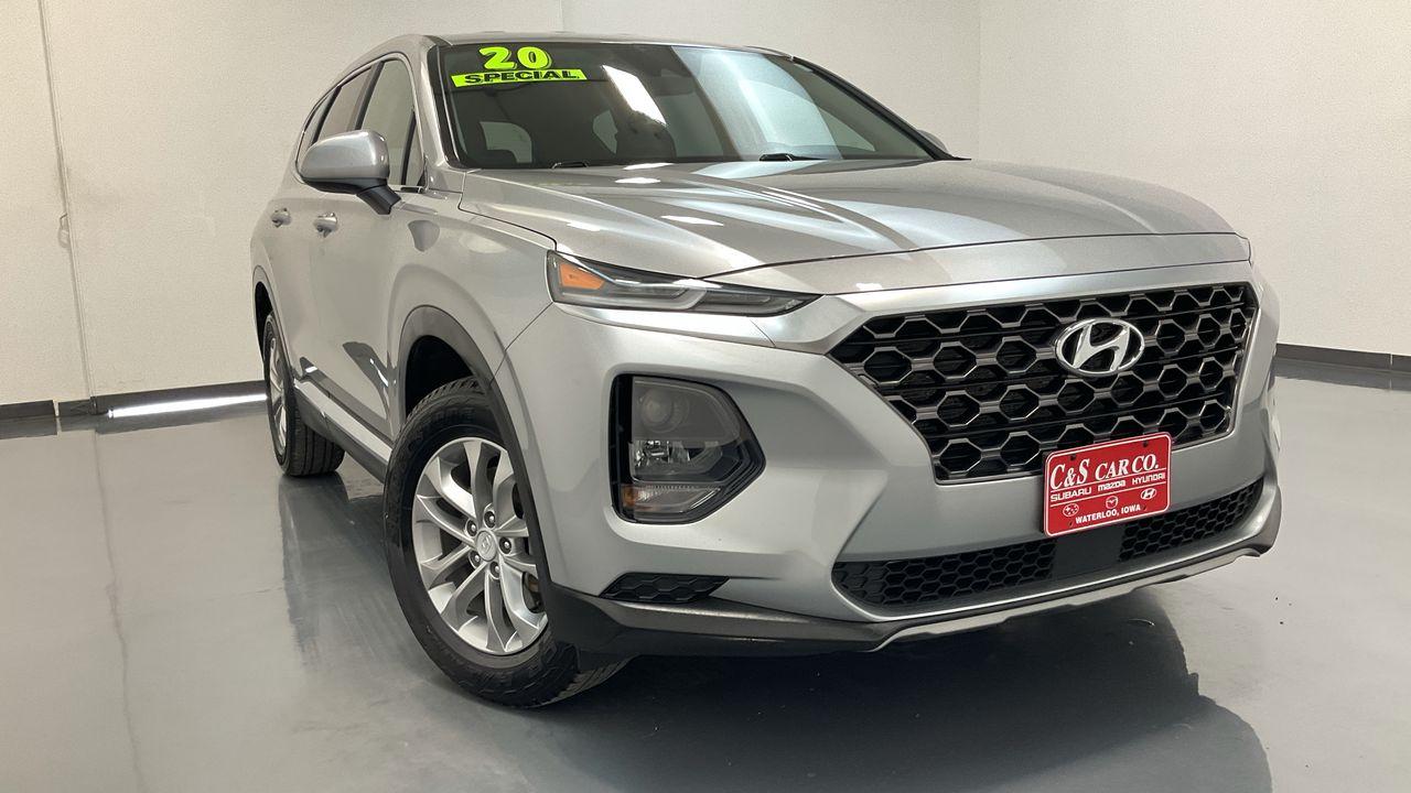 2020 Hyundai Santa Fe 4D SUV AWD  - HY8867A  - C & S Car Company