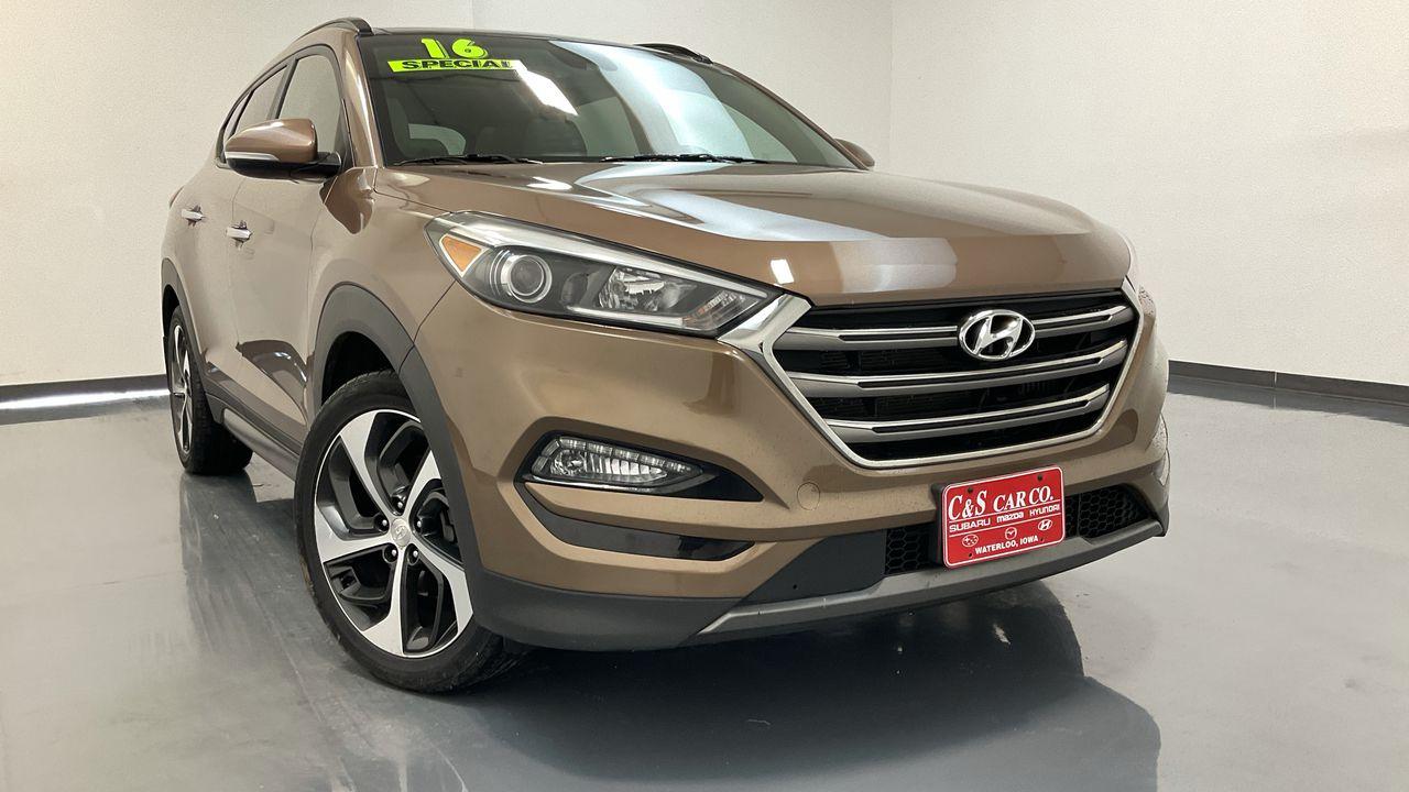 2016 Hyundai Tucson  - HY8837A  - C & S Car Company