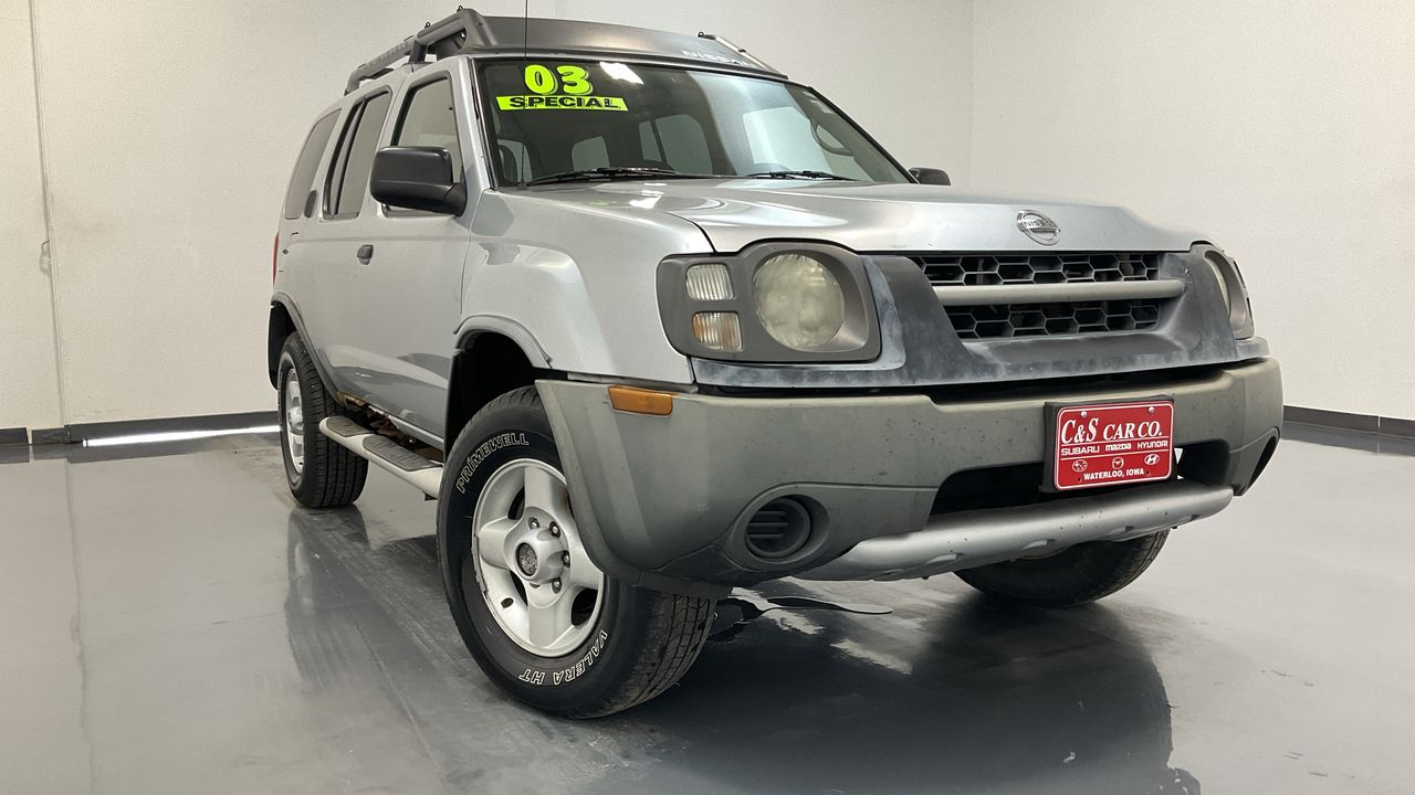 2003 Nissan Xterra  - SB9565B  - C & S Car Company