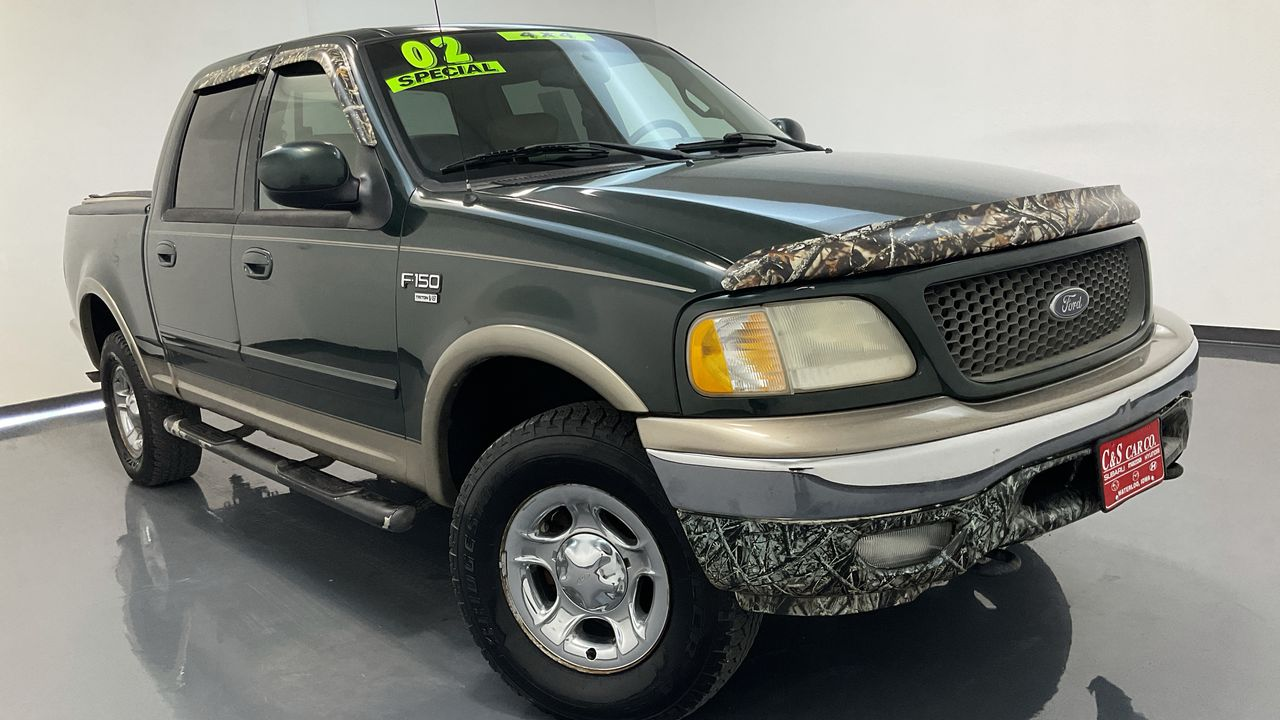 2001 Ford F-150  - 16582A  - C & S Car Company