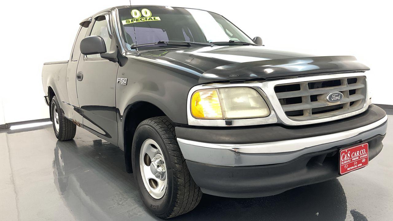 2000 Ford F-150  - C & S Car Company
