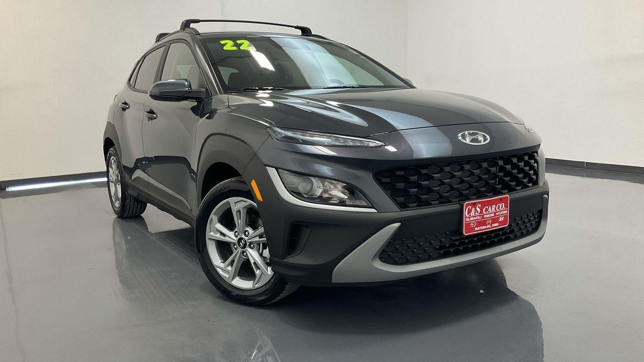 2022 Hyundai kona  - HY8886  - C & S Car Company