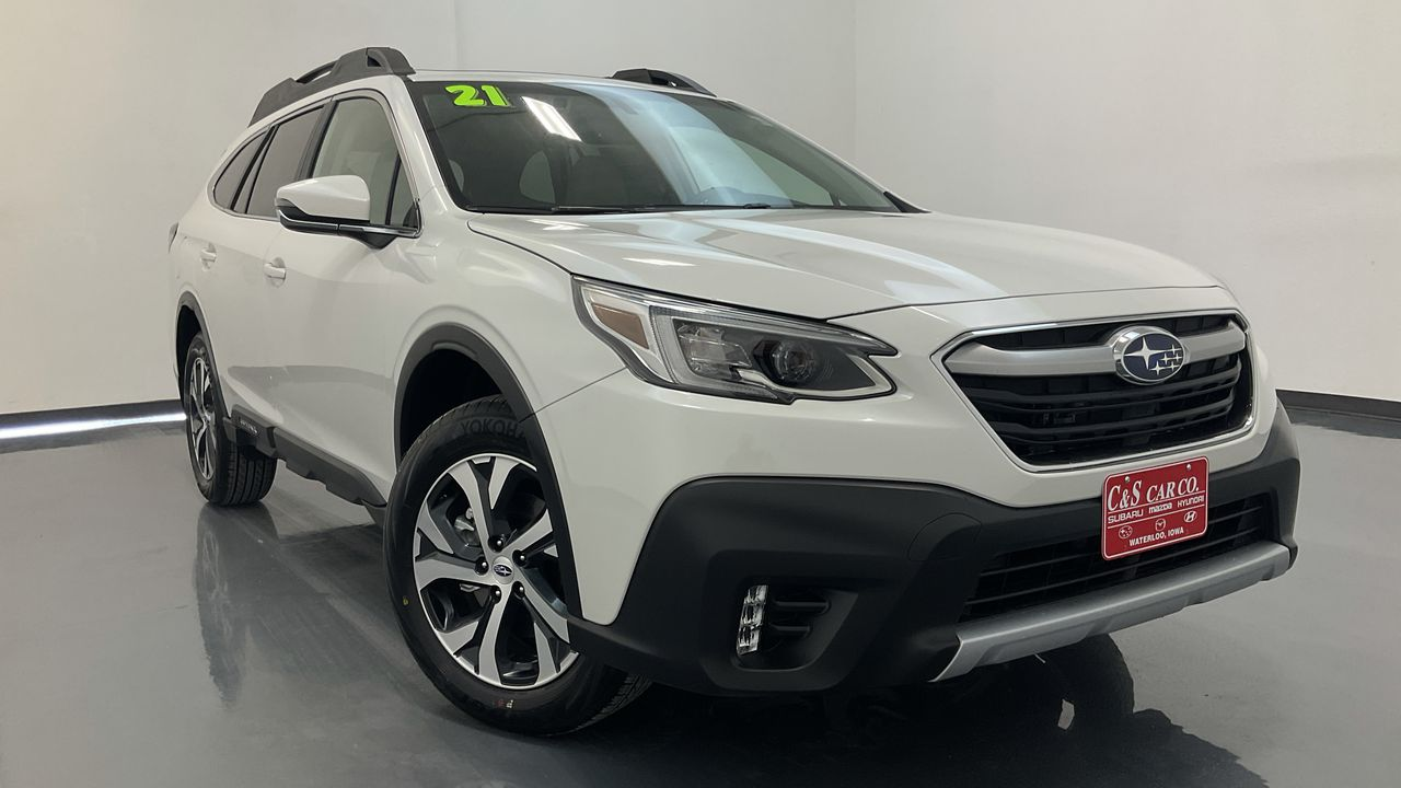 2021 Subaru Outback 4D Wagon  - SB9713  - C & S Car Company